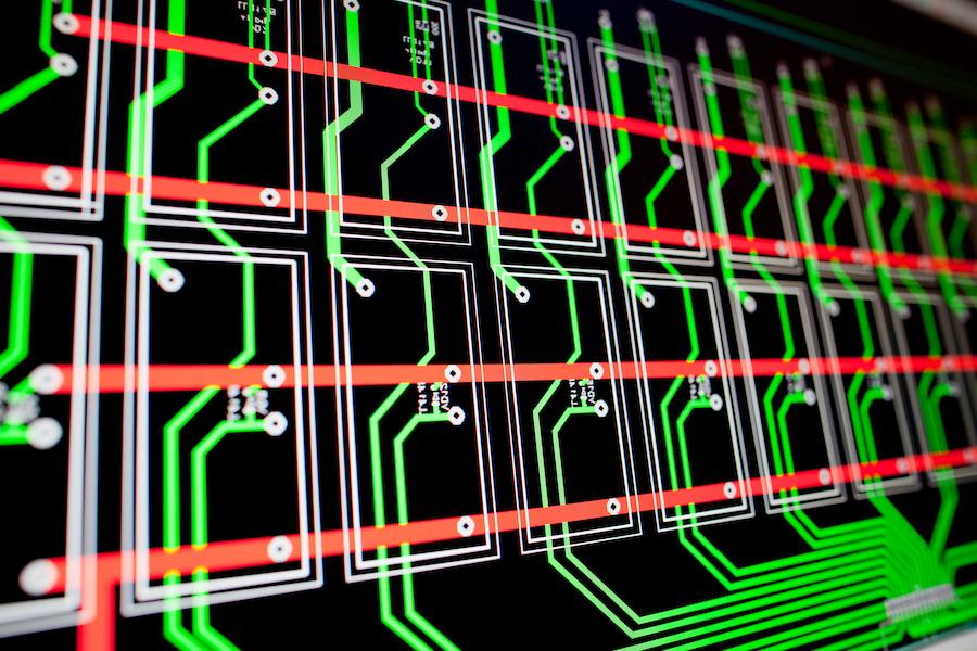 Monitores de pantalla de cristal líquido o LCD