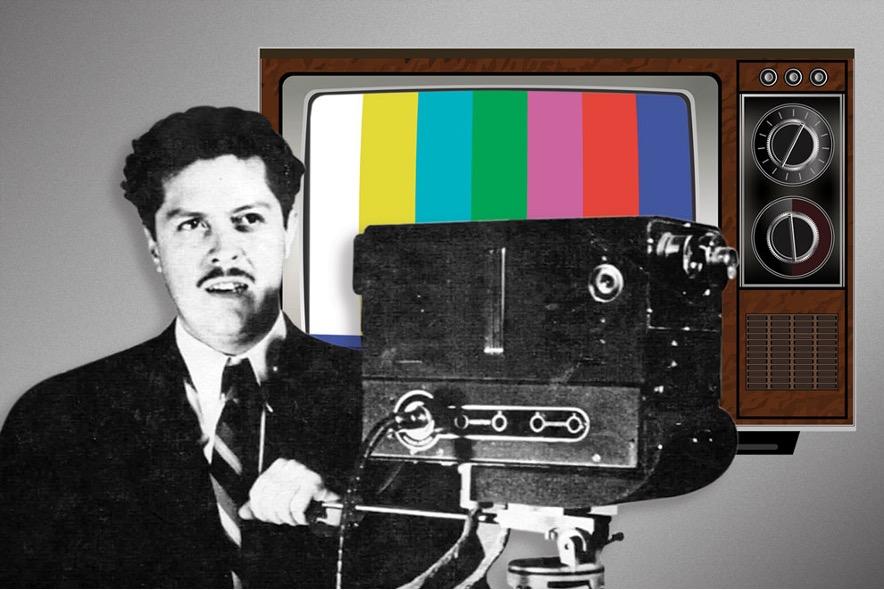 Guillermo González Camarena, el color en la televisión