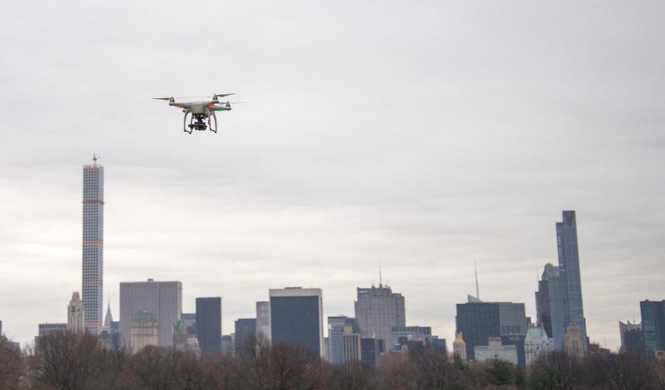 El mexicano que cambio el uso de los drones