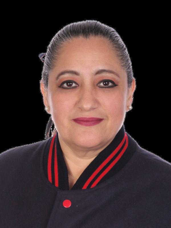 Coach Verónica Cabrera